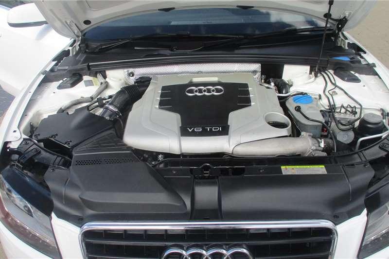 Used 2010 Audi A5 Sportback 3.0TDI quattro