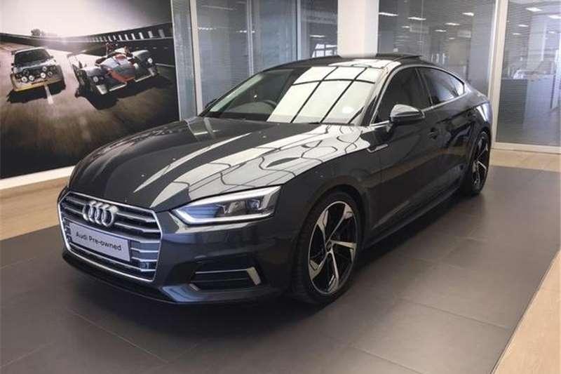 Audi A5 Sportback 40TDI Quattro Sport 2019