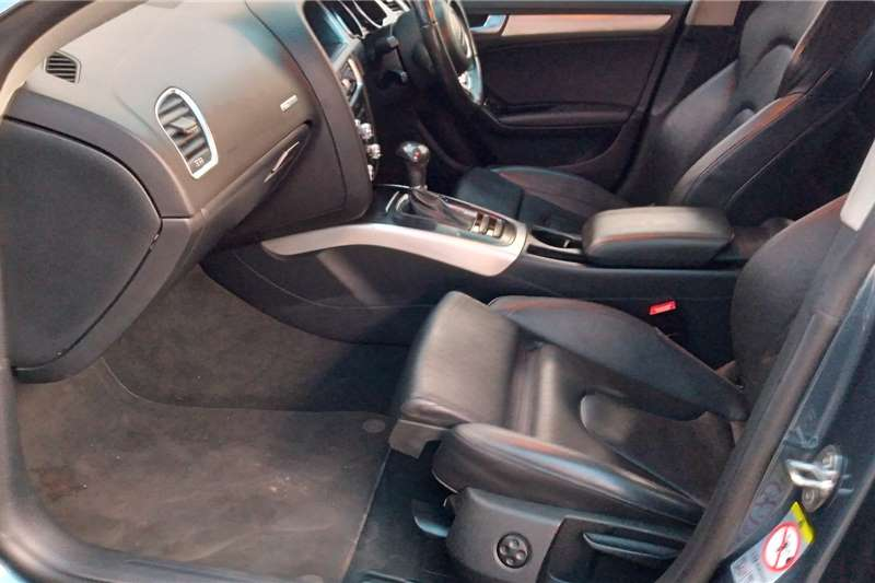 2015 Audi A5 Sportback