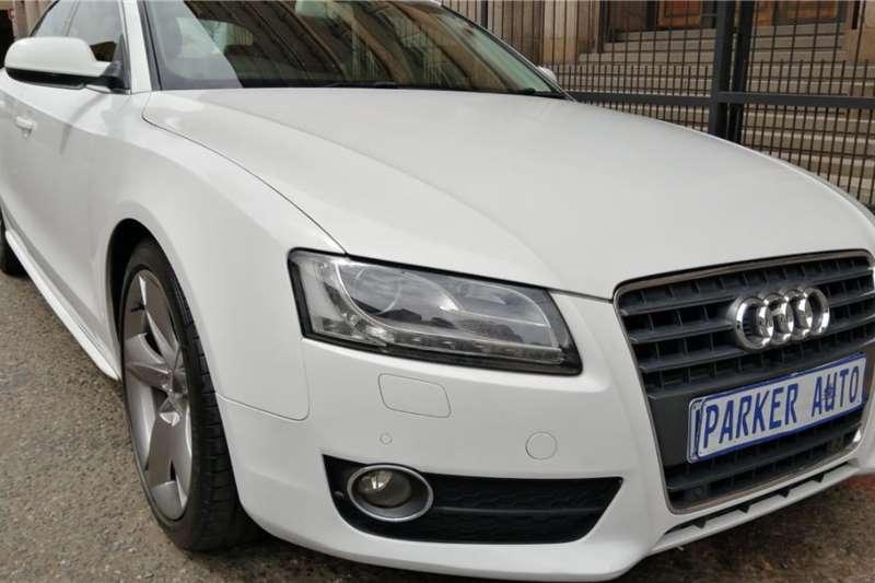 2011 Audi A5 Sportback A5 SPORTBACK 2.0T FSI MULTITRONIC