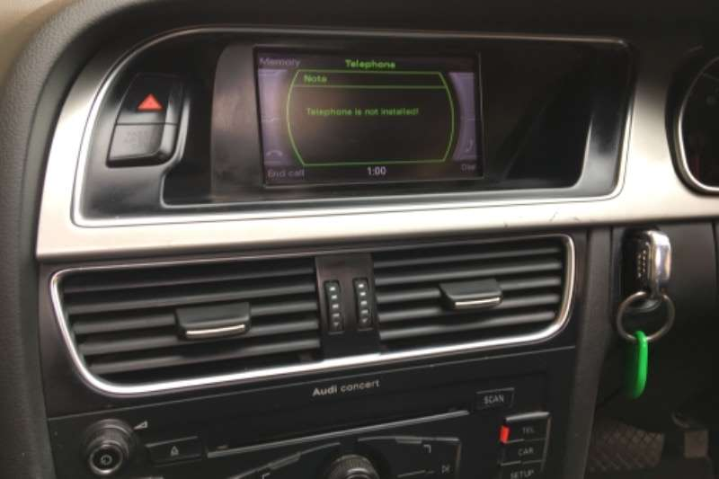 2011 Audi A5 Sportback A5 SPORTBACK 2.0 TDI STRONIC