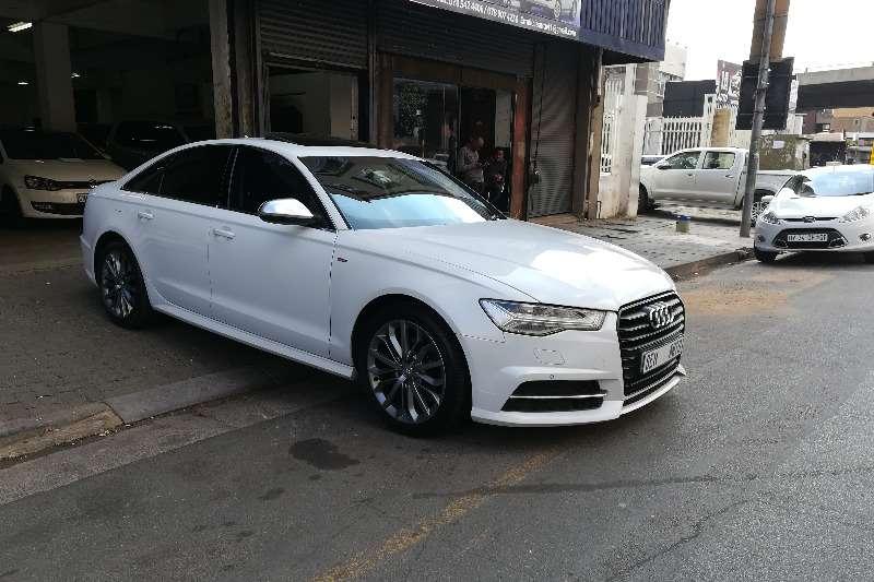Audi A6 1.8 TFSI S LINE 2015