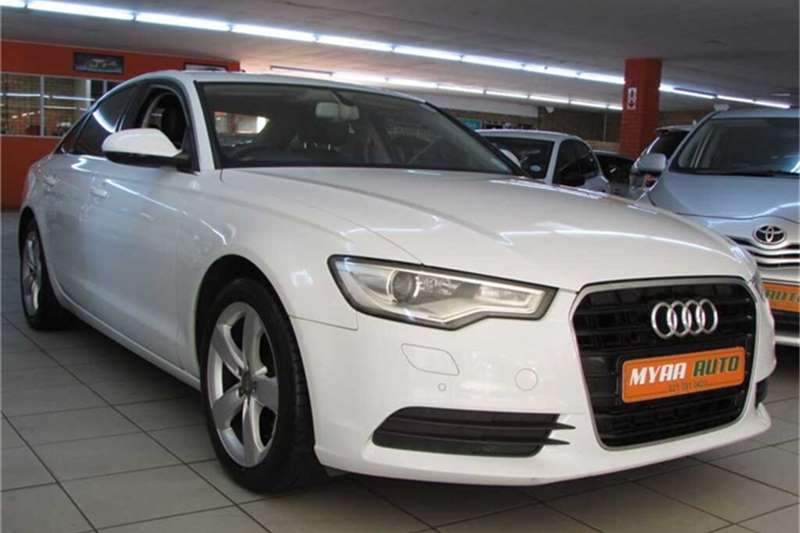 Audi A6 2.0 TDi MULTITRONIC 2012