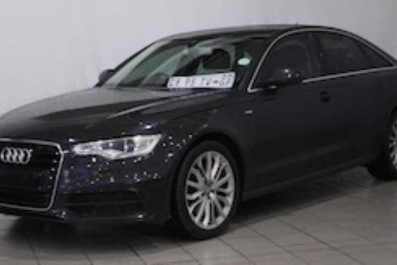 Audi A6 2.0 TDI MULTITRONIC 2014