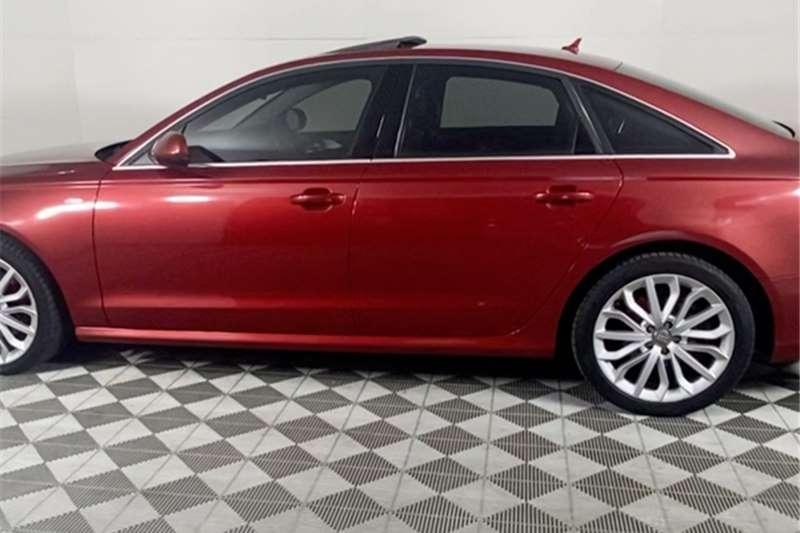 2013 Audi A6 A6 2.0T
