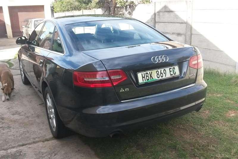 Audi A6 2.0T multitronic 2010