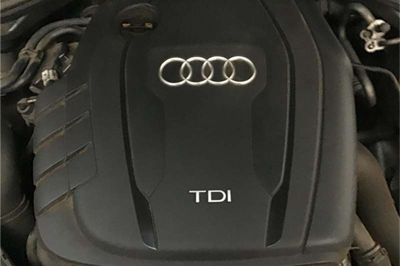 Audi A6 2.0TDI 2012