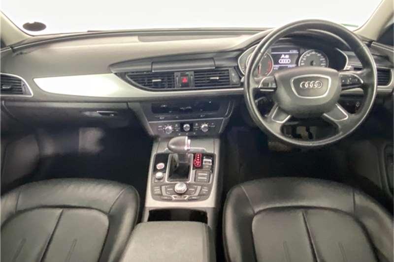 2013 Audi A6 A6 2.0TDI