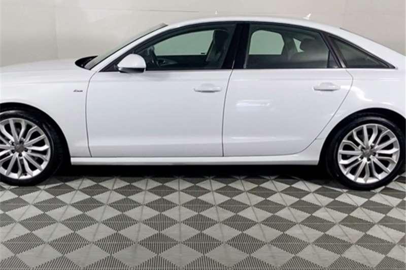 Used 2015 Audi A6 2.0TDI