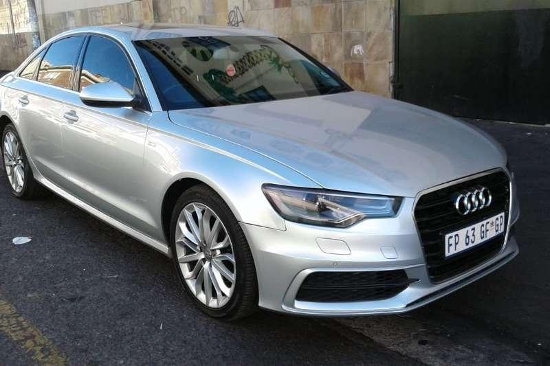 Audi A6 2.0TFSI 2013