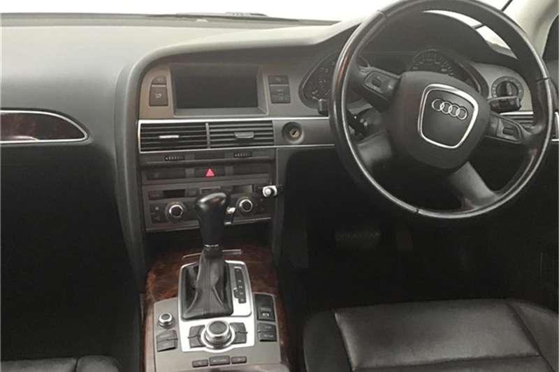 Audi A6 2.4 multitronic 2006