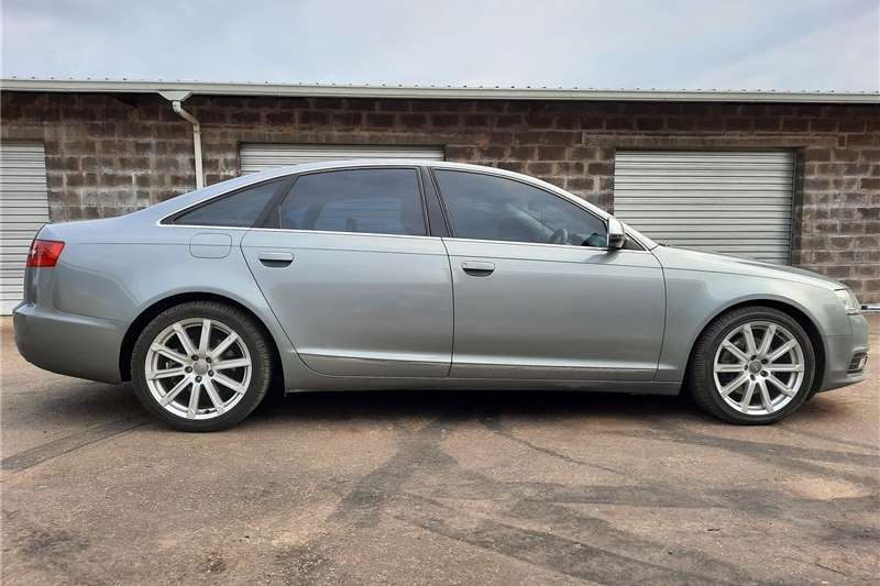 Used 2010 Audi A6