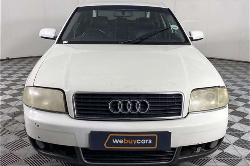 Used 2002 Audi A6