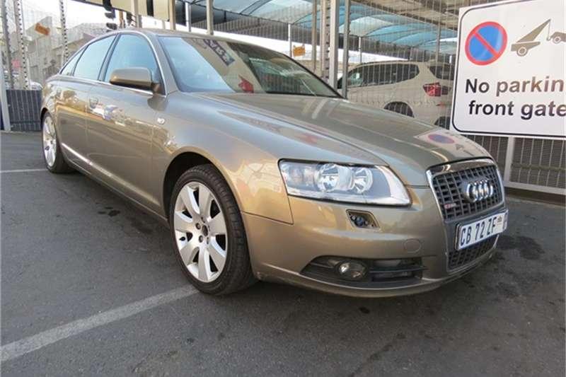 Audi A6 3.0 TDI QUATTRO TIPTRONIC 2007