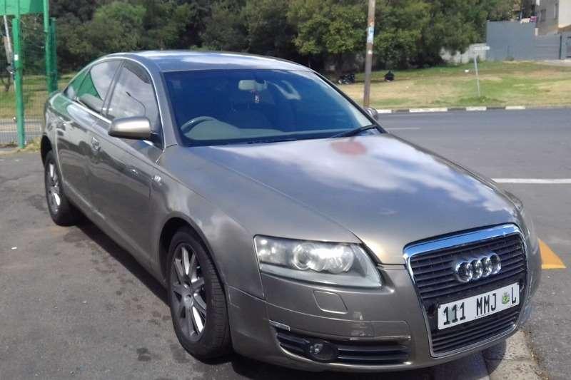 Audi A6 3.0T quattro 2006