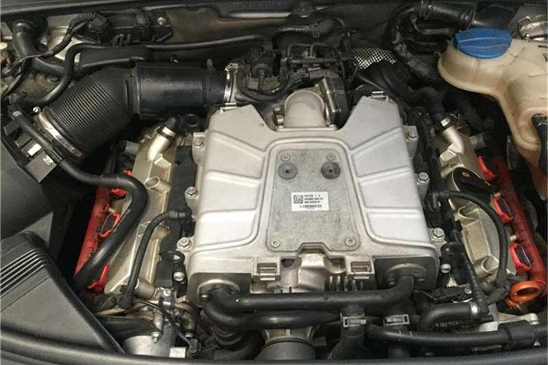 Audi A6 3.0T quattro tiptronic 2010