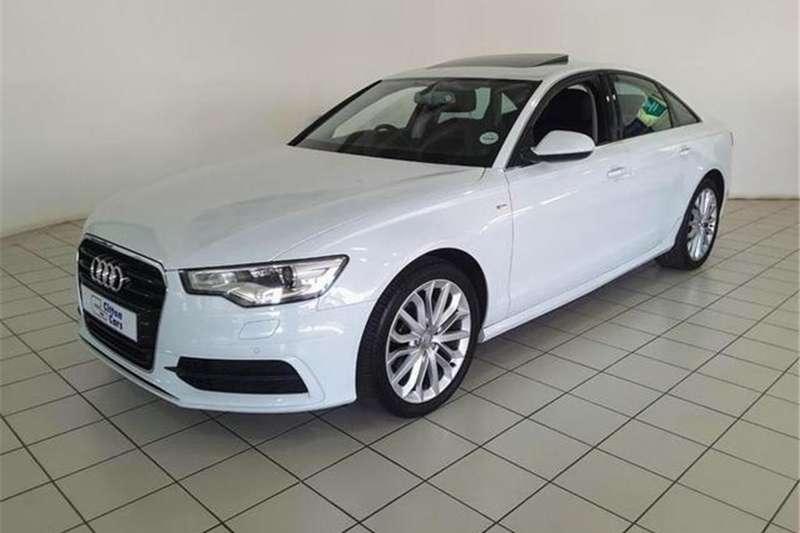 Audi A6 3.0TDI 2014