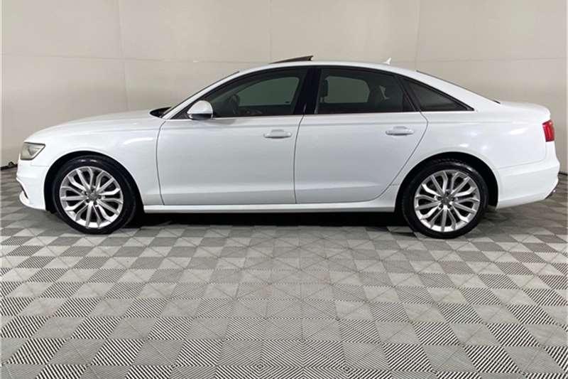 2015 Audi A6 A6 3.0TDI