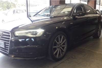 Audi A6 3.0TDI 2016