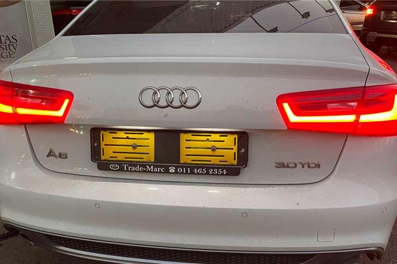 Used 2019 Audi A6 3.0TDI