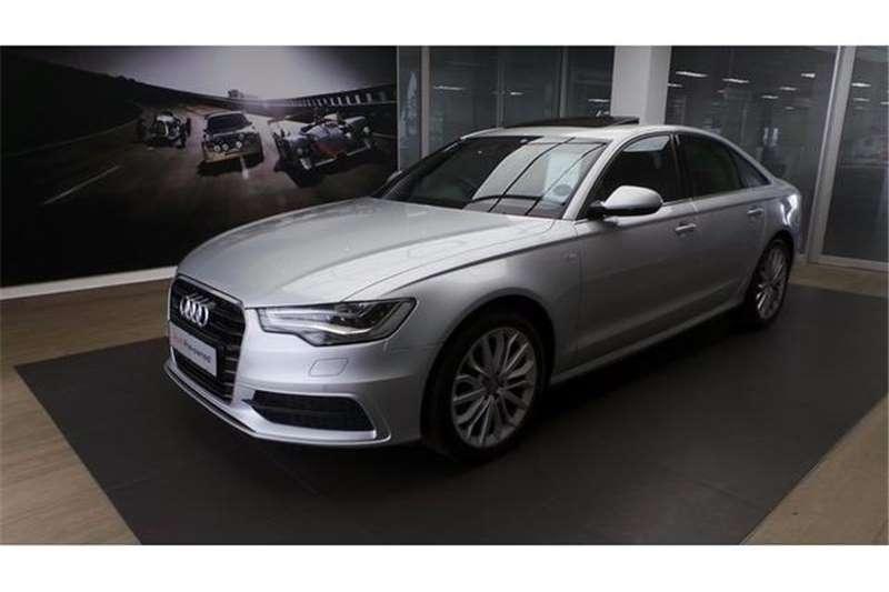 Audi A6 3.0TDI Quattro 2014