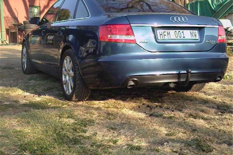 Audi A6 3.0TDI quattro tiptronic 2006