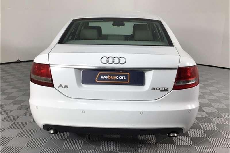Audi A6 3.0TDI quattro tiptronic 2007