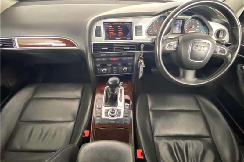 2010 Audi A6 A6 3.0TDI quattro tiptronic
