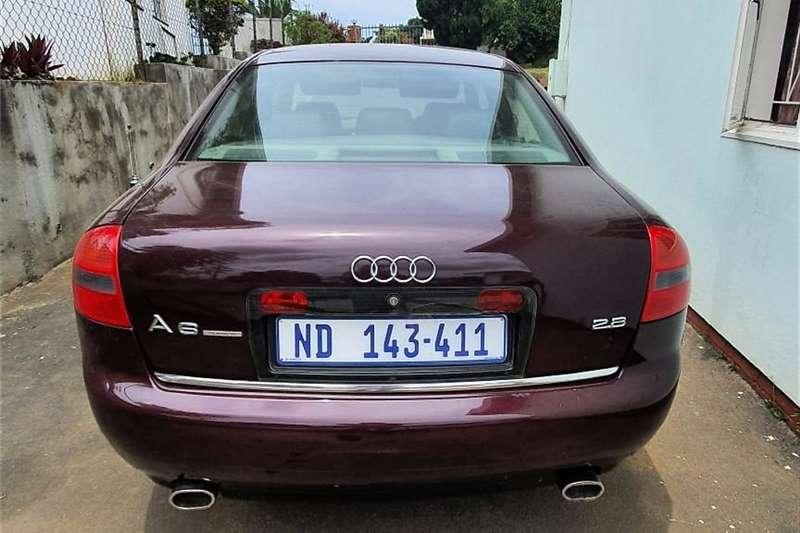 Used 0 Audi A6