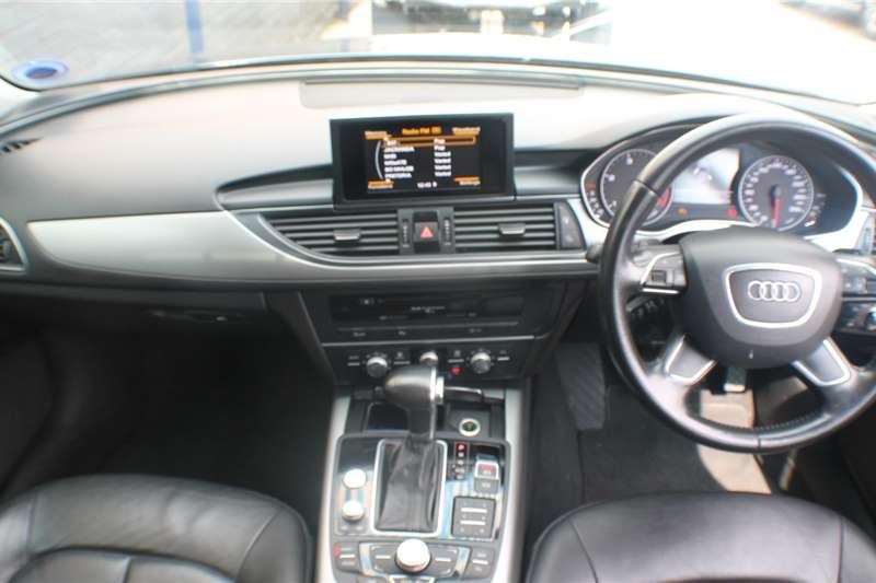 2015 Audi A6 sedan A6 2.0 TDi STRONIC (40 TDI)