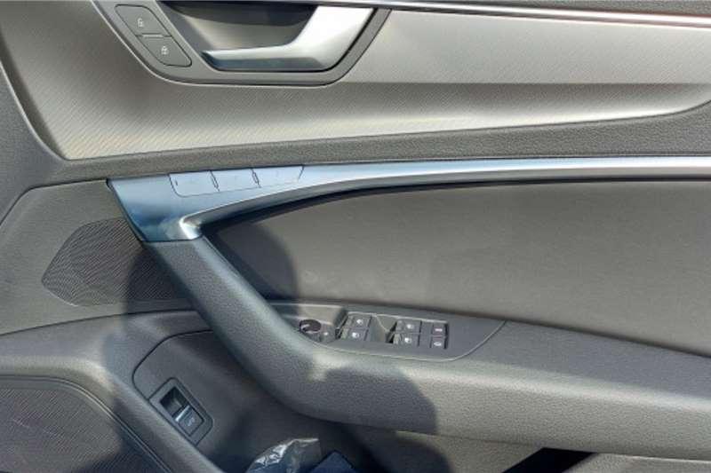 Used 2021 Audi A6 Sedan A6 2.0 TDi STRONIC (40 TDI)