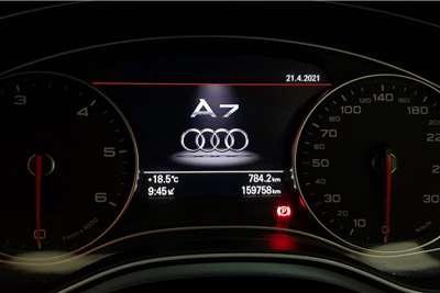 Used 2014 Audi A7 Sportback A7 SPORTBACK 3.0 TFSI QUATT S TRONIC ( 55 TFSI)
