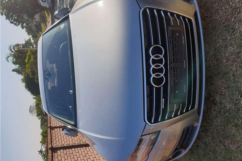 Audi A7 Sportback 3.0T quattro 2011
