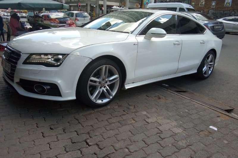 Audi A7 Sportback 3.0TDI quattro 2012