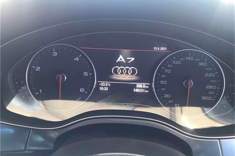 2012 Audi A7 Sportback A7 Sportback 3.0TDI quattro