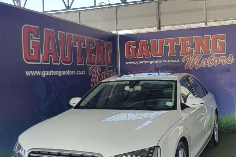 Audi A8 3.0T quattro 2012