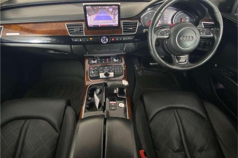 2012 Audi A8 A8 3.0TDI quattro