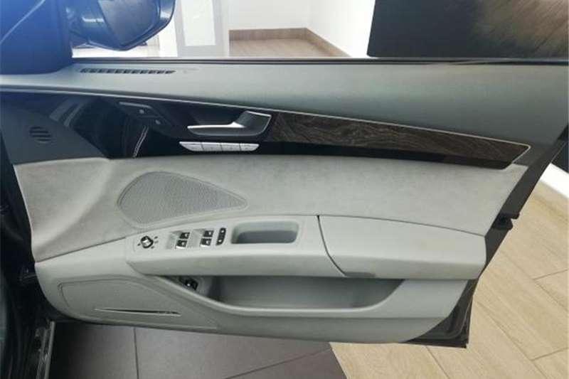 Audi A8 3.0TDI Quattro 2014