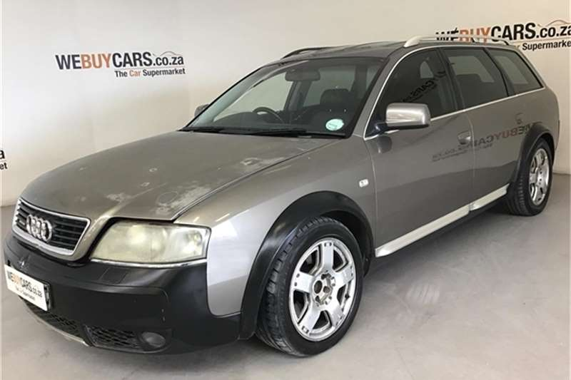 Audi All Road allroad 2.5TDI quattro tiptronic 2005