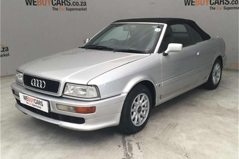 Audi OLD CABRIOLET 1995