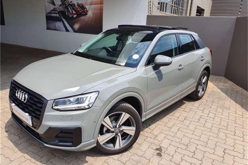 Audi Q2 1.0TFSI sport auto 2020