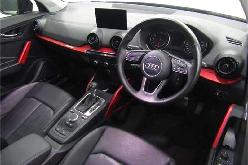Audi Q2 1.4TFSI Sport S Line Sports Auto 2017