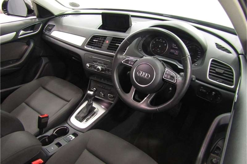 Audi Q3 1.4T S auto 2016