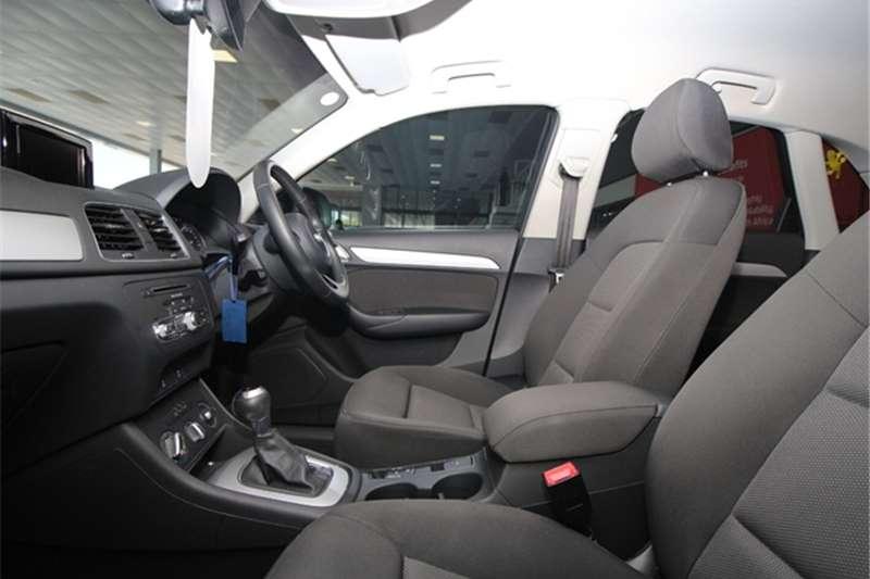 Audi Q3 1.4T S auto 2018