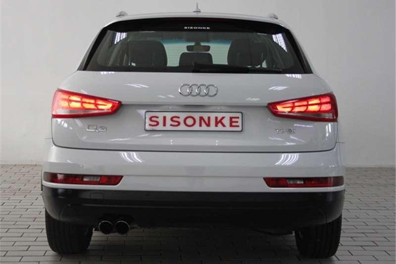 Used 2017 Audi Q3 1.4T S TRONIC (35 TFSI)