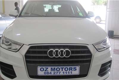 Audi Q3 1.4T S TRONIC ADVANCED (35 TFSI) 2016