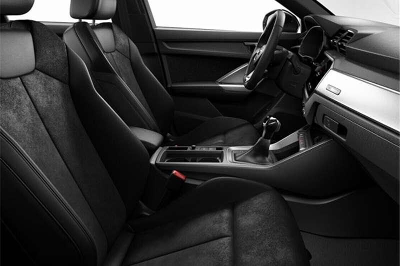 New 2021 Audi Q3 1.4T S TRONIC S LINE (35 TFSI)