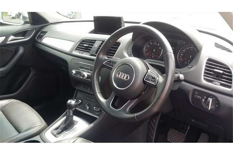 Audi Q3 1.4TFSI S Auto 2016