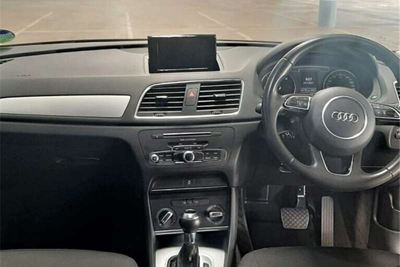 2018 Audi Q3 Q3 2.0 TDI STRONIC