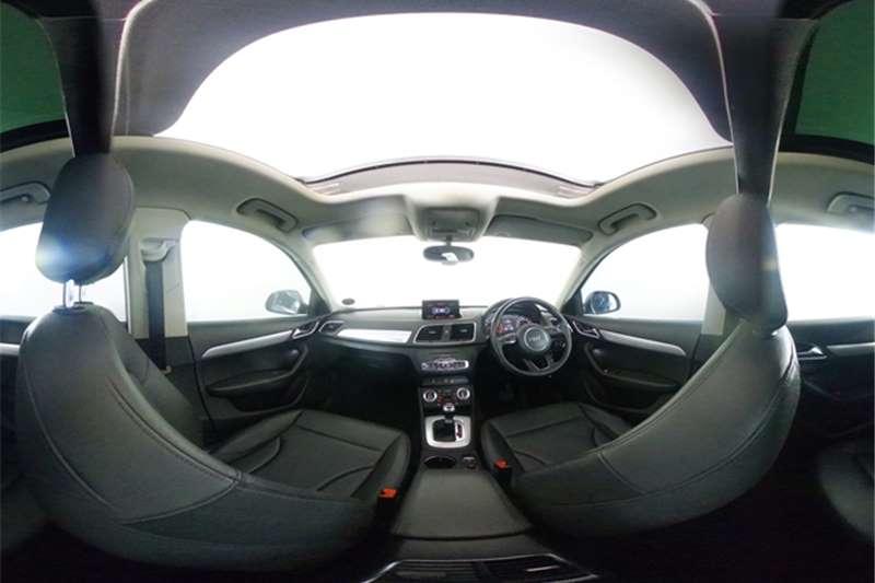 2013 Audi Q3 Q3 2.0T 155kW quattro
